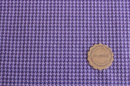 HHL Tweed Knit Jaquard glicine/violaceo