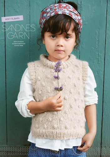 Sandnes Garn Heft 2012 Soft knit for kids